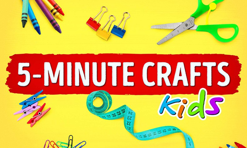 5-Minute Crafts YouTube Channel