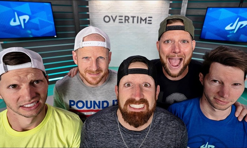 Dude Perfect YouTube Channel