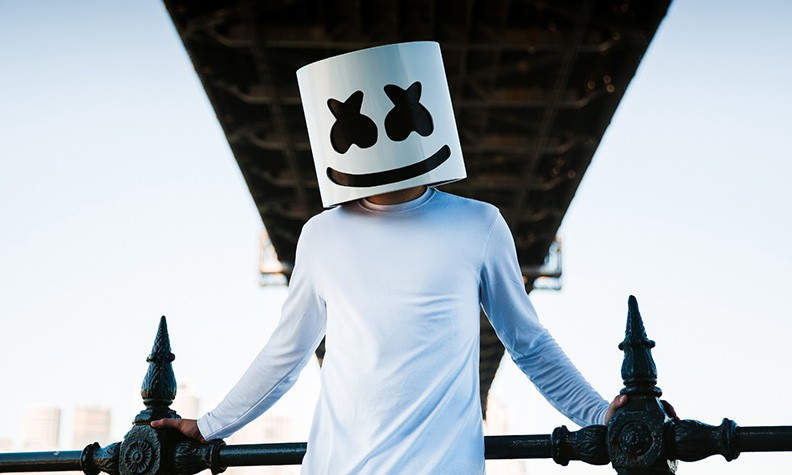 Marshmello YouTube Channel
