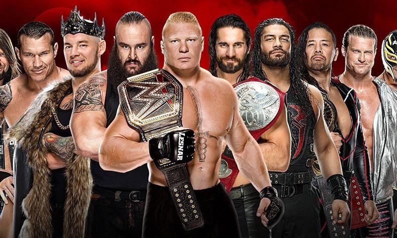 WWE YouTube Channel
